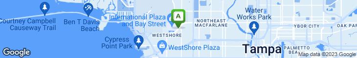 Map of Fleming's Prime Steakhouse & Wine Bar