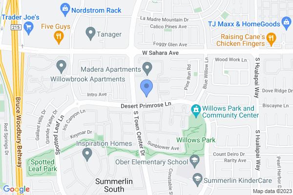 2700 South Town Center Drive, Las Vegas, NV 89135, USA