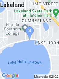 Florida Southern College map
