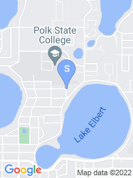 Polk State College map
