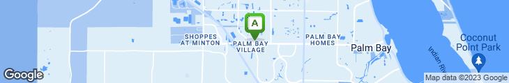 Map of Bob Evan's Restaurant