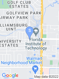 Florida Tech map