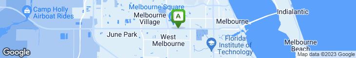 Map of Marble Slab Creamery