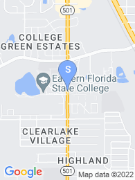 Brevard Community College map