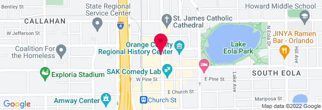 Map for The Social