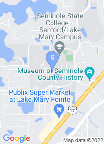 Seminole State map