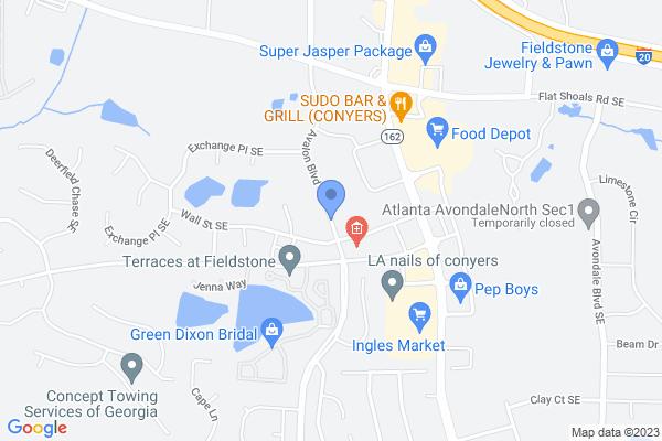 2800 Avalon Blvd, Conyers, GA 30013, USA