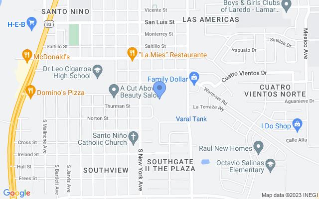 2800 S Canada Ave, Laredo, TX 78046, USA