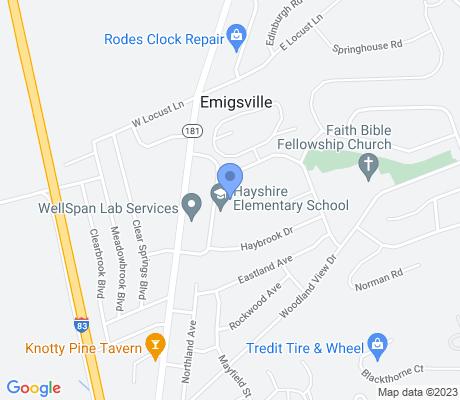 2801 Hayshire Dr, York, PA 17406, USA