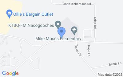 2801 Park St, Nacogdoches, TX 75961, USA