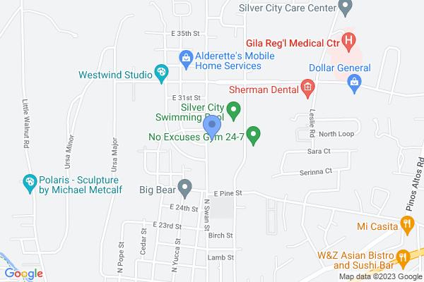 2810 N Swan St, Silver City, NM 88061, USA
