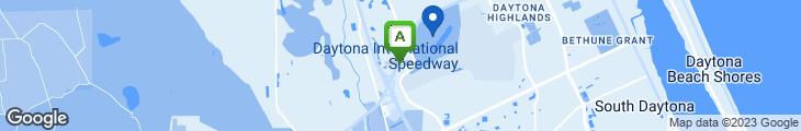 Map of Daytona Dogs