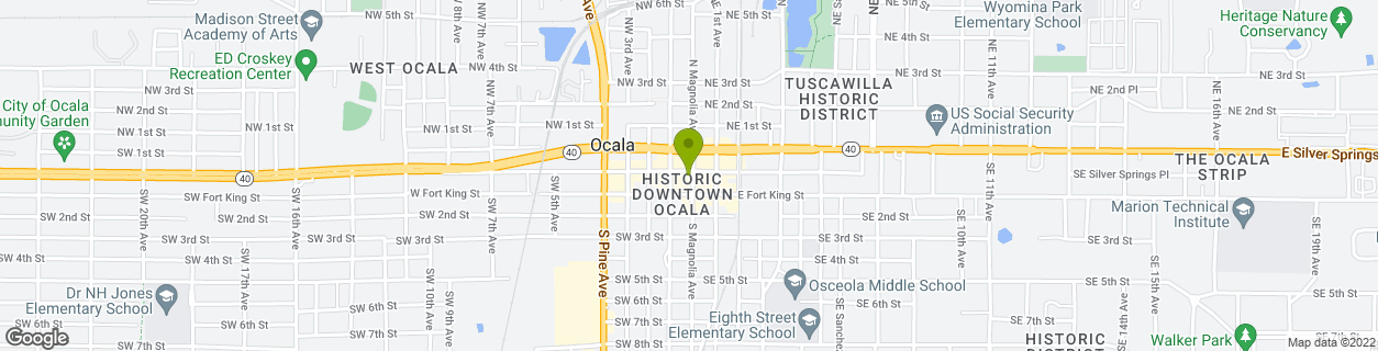 Broadway & Magnolia, Ocala