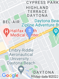 Daytona State College map