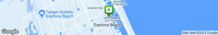 Map of Bay Street