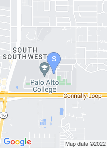 Palo Alto College map