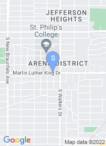 St Philips College map