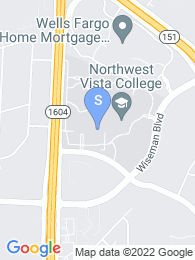 Northwest Vista College map