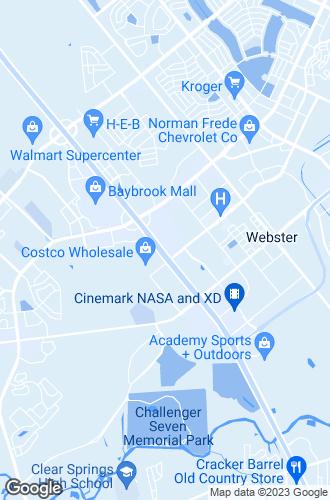 Map of Webster