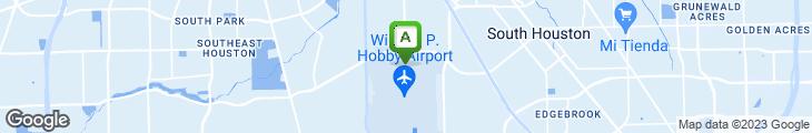 Map of Pappas Burger