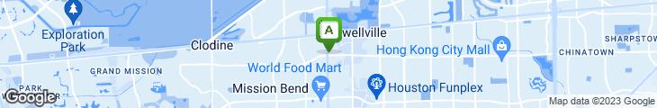 Map of Souper Salad