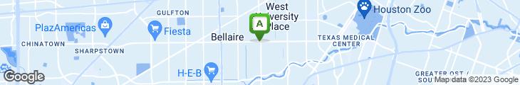 Map of Kolache Factory