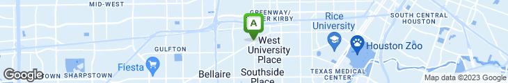 Map of Camille's Sidewalk Cafe