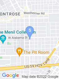 University of St Thomas map