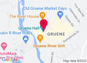 Map for Gruene Hall