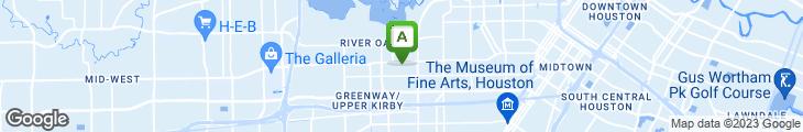 Map of Phil & Derek's Restaurant& Wine Bar