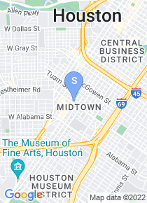 Houston Community College map