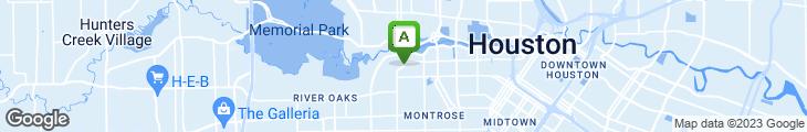 Map of Backstreet Cafe