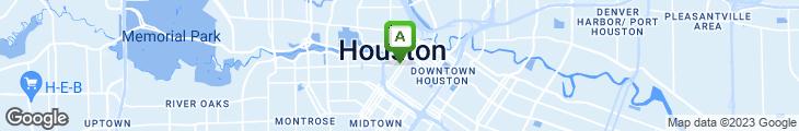 Map of Massas' Restaurant