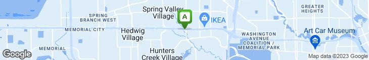 Map of Jillian's