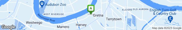 Map of Gattuso's