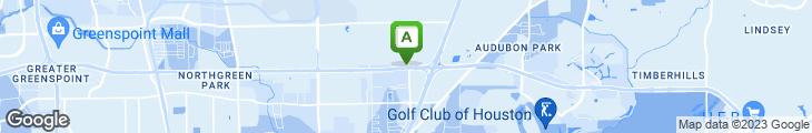 Map of Nee Hao Restaurant