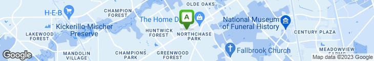 Map of Wolfie's Restaurant & Sports Bar