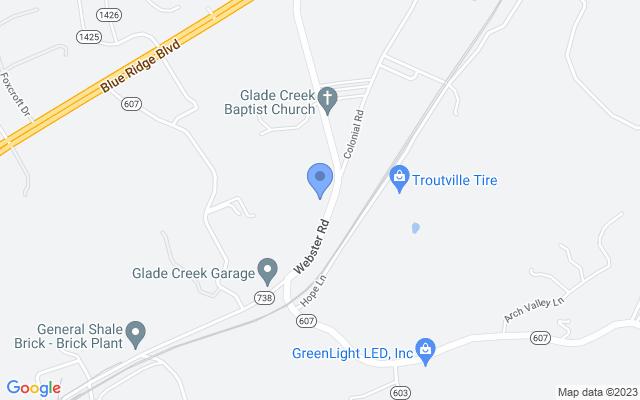 2941 Webster Rd, Blue Ridge, VA 24064, USA