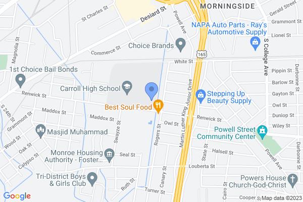 2945 Renwick Street, Monroe, LA 71201, USA