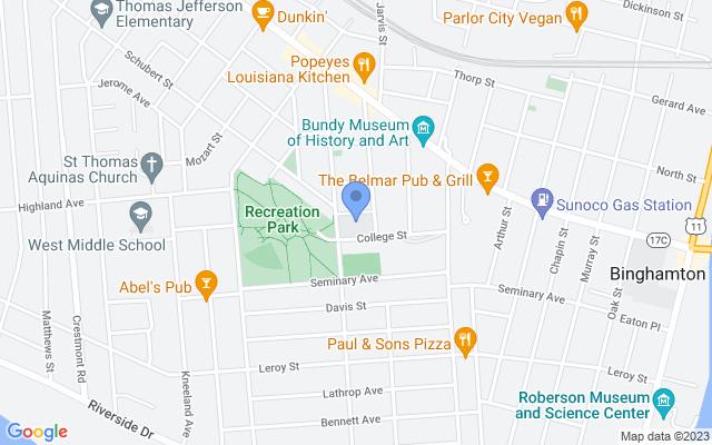 30 College St, Binghamton, NY 13905, USA