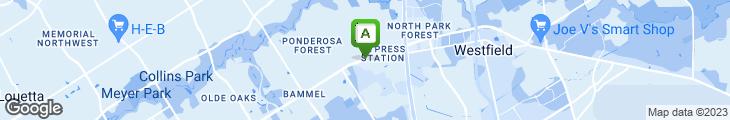 Map of Nit Noi Thai Restaurant