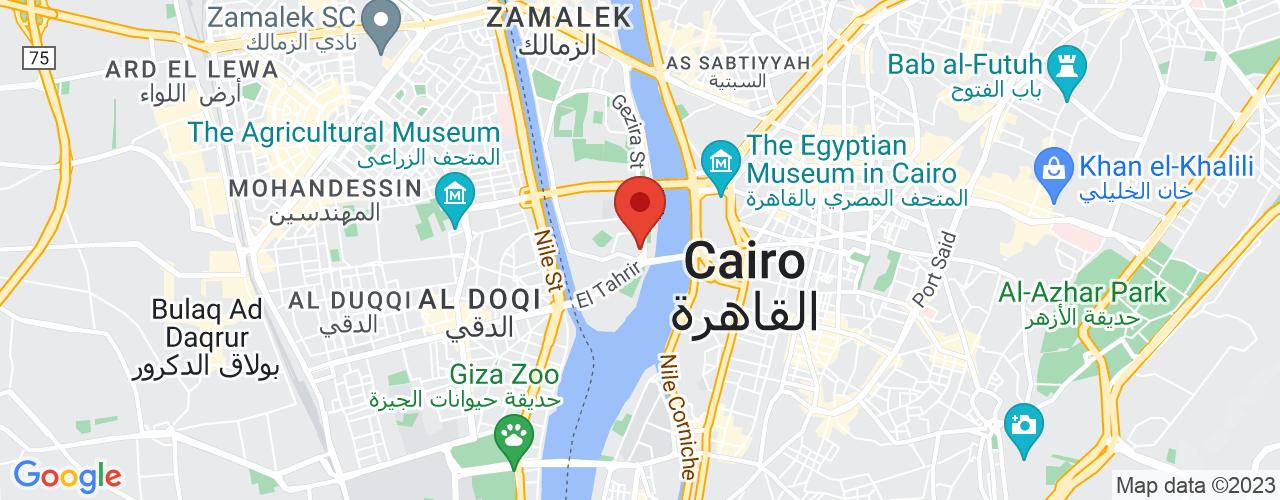 Hotel Novotel Cairo El Borg