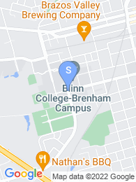 Blinn College map