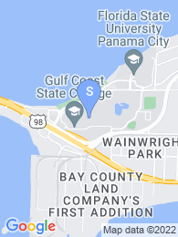Gulf Coast Community College map