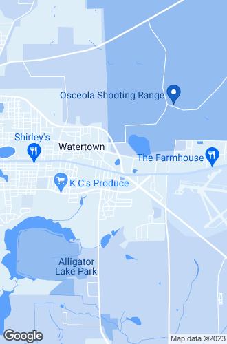 Map of Lake City