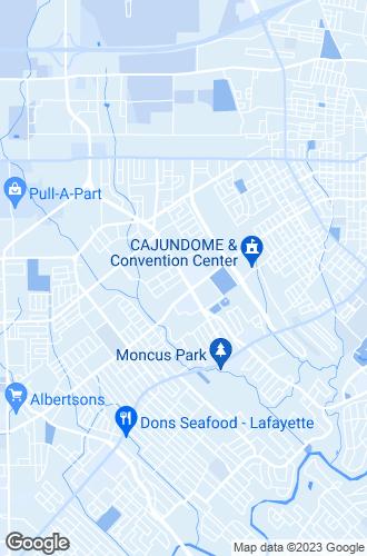 Map of Lafayette