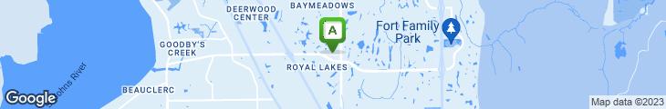Map of Lemongrass