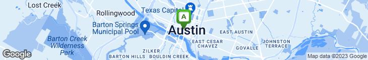 Map of Alamo