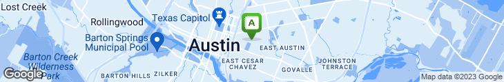 Map of Eastside Pies