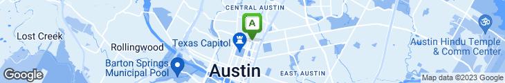 Map of Papa John's